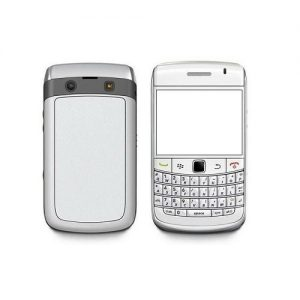 Buy Blackberry 9780 Bold 3 Full Body Housing- White at Zoneofdeals.com