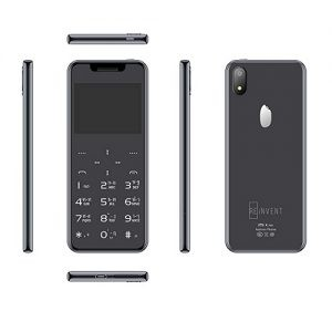 Buy Reinvent IMI R1 Ultra-Slim Smart Mobile Phone ( Black ) at Zoneofdeals.com