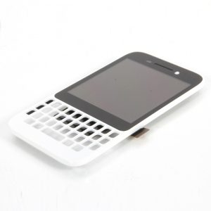 Buy Blackberry Q5 LCD Display and Touch Screen Digitizer with Frame at zoneofdeals.com