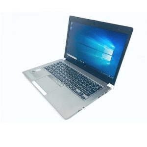 Buy Toshiba Dynabook R/63P | 4GB+256GB SSD | Core i5 5th Gen | Slim Series at Zoneofdeals.com