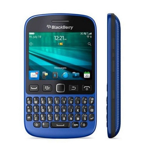 Blackberry 9720 Bold Touch & Type Qwerty Keypad Mobile Phone Refurbished Blue