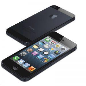 Apple Iphone 5 | 32GB | Refurbished Smartphone | Box Packed | Black |
