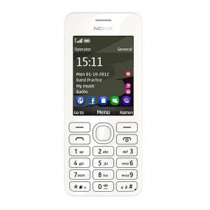 Nokia 206 Keypad Phone Refurbished Mobile