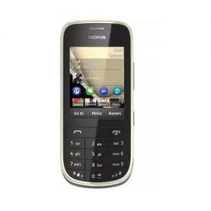 Nokia Asha 202 Touch & Type Refurbished Mobile