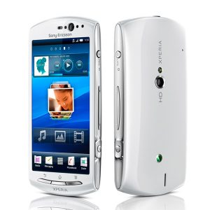 Sony Ericsson Xperia neo V Touch Screen Refurbished Mobile