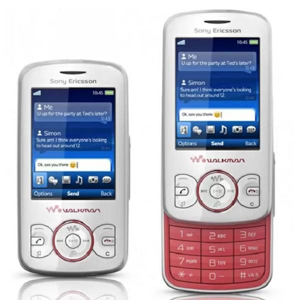 Sony Ericsson Spiro W100i Slide Refurbished Mobile