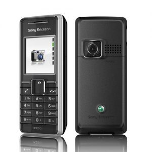 Sony Ericssson K220i Keypad Refurbished Mobile