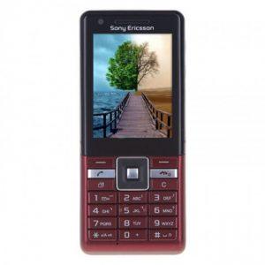 Sony Ericsson J105i Naite Keypad Mobile Refurbished