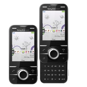 Sony Ericsson Yari U100i Slide & Touch Screen Refurbished Mobile