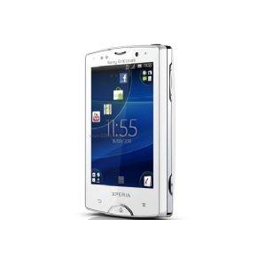 Sony Ericsson Xperia   Mini Pro SK17i Slide   Refurbished Mobile White