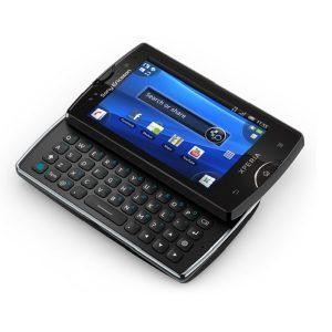 Sony Ericsson Xperia   Mini Pro SK17i Slide   Refurbished Mobile