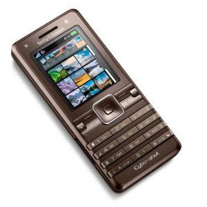Buy Sony Ericsson K770 Cyber Shot Keypad Mobile- Brown at Zoneofdeals.com