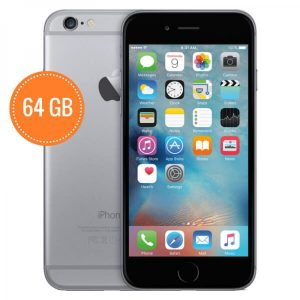 Apple iPhone 6 – 64 GB – Space Grey Edition (Imported Box Packed)