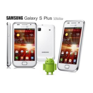 Samsung Galaxy S Plus GT-i9001 (16GB, White) Pre-Owned/ Used Smartphone