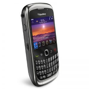 Blackberry 9300 Curve ( Non-Camera) 3G Qwerty Keypad Mobile Phone Refurbished