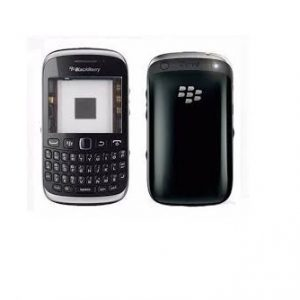 Blackberry 9320 Full Body Panel (Black)