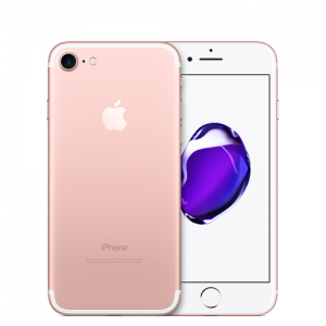 Apple iPhone 7 – 32 GB – Rose Gold (Imported) Brand New Condition
