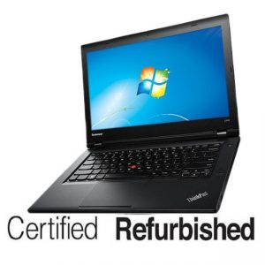 Refurbished Lenovo Thinkpad L440 Notebook Core-i5 4th Gen Laptop 4GB Ram, 320GB Hard Disk