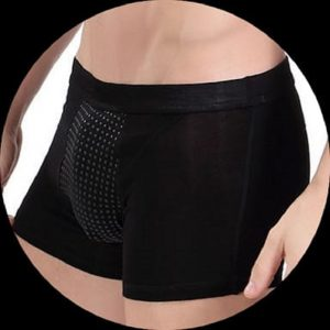 Magneto Therapy Healthcare Boxer For Men - Soft Breathable Underwear - 34