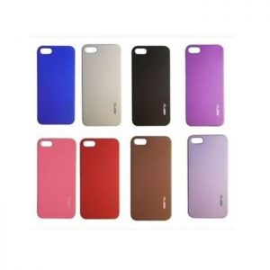 Apple Iphone 5s Hard Back Case Cover - Combo Pack of 8 ( Multi-Color)