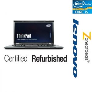 Refurbished Lenovo Thinkpad T430s Slim Series Core-i5 3rd Gen Laptop 4GB Ram, 320GB Hard Disk