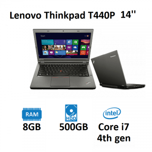 Refurbished Lenovo ThinkPad T440P Core i5 4th Gen – (8 GB/500 GB HDD) 14 inch