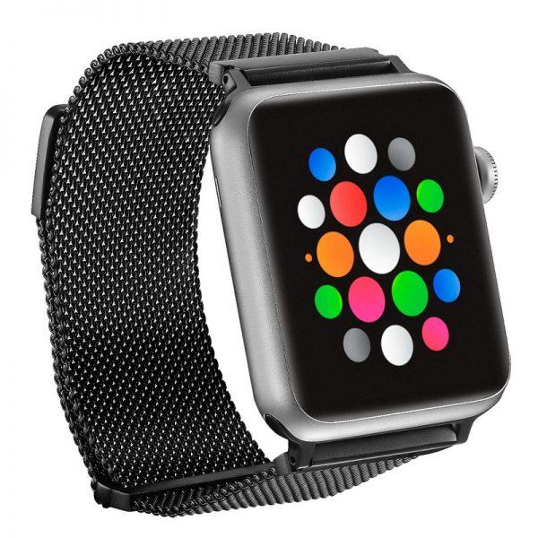 Apple Watch - 44mm - Series 4 - GPS+Cellular - Smart Watch - BLACK