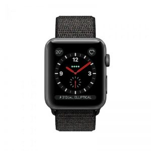 Apple Watch - 44mm - Series 4 - GPS+Cellular - Smart Watch - BLACK