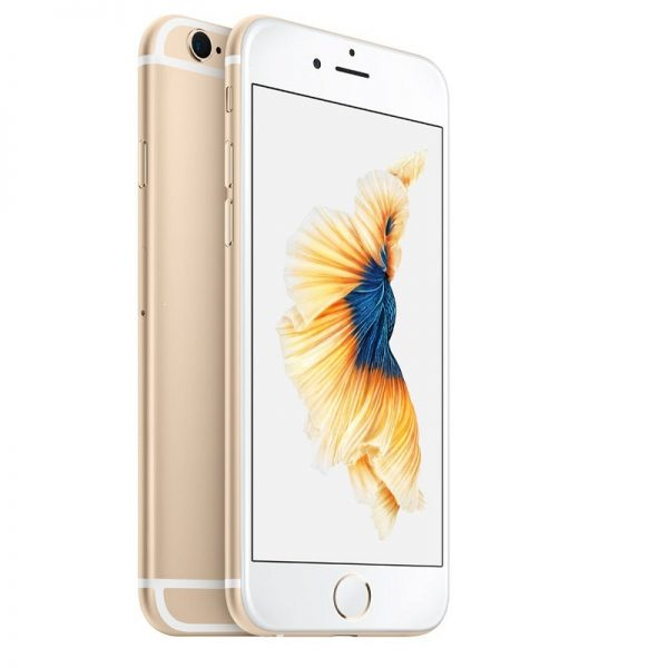 Apple iPhone 6s – 128 GB – Gold Edition ( BOX PACKED)- Refurbished