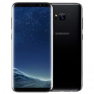 Samsung Galaxy S8 - 4GB+64GB - ( Midnight Black )
