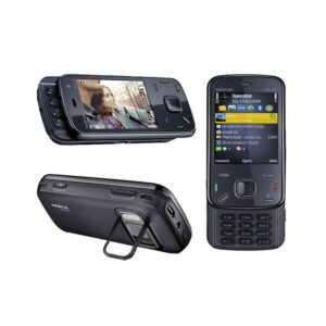 Refurbished Nokia N86 8MP Camera Mobile (Dual Slide Design)