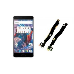 100% Original Replacement Charging Connector Flex For Oneplus 3