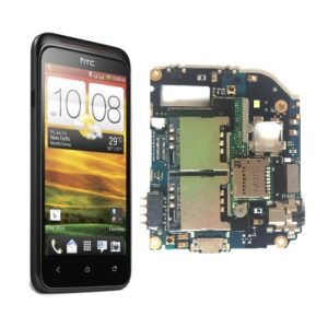 100% Original Replacement Working Motherboard (PCB) For HTC Desire VC T328d Dual Sim