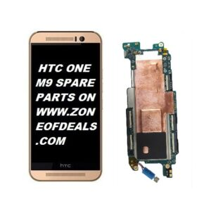 100% Original Replacement Working Motherboard (PCB) For HTC One M9 Single Sim
