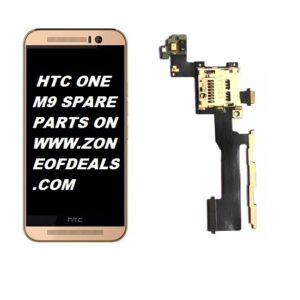 100% Original Replacement Memory Card Patta For HTC One M9 Single Sim