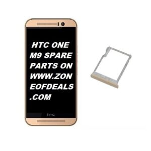 100% Original Replacement Memory Card Tray For HTC One M9 Single Sim