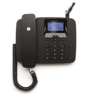Motorola FW200L Cordless Landline Phone ( Refurbished ) on zoneofdeals.com