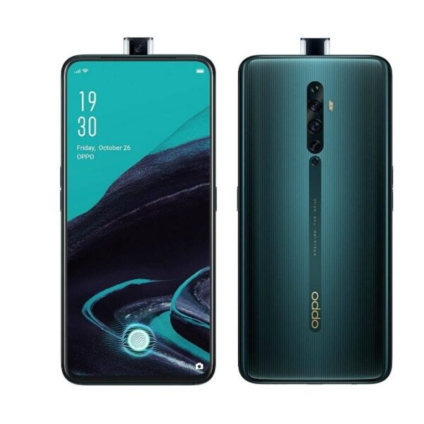 Oppo Reno 2F | 8GB + 128GB | Refurbished on zoneofdeals.com