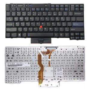 Replacement Keyboard For Lenovo ThinkPad X220 - Refurbished on zoneofdeals.com