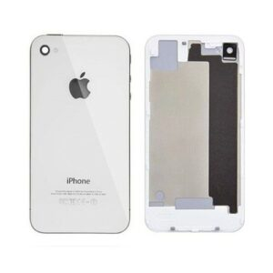 Apple iphone 4s Battery Door (Back Cover) White | Apple iPhone 4s Spare Parts on zoneofdeals.com
