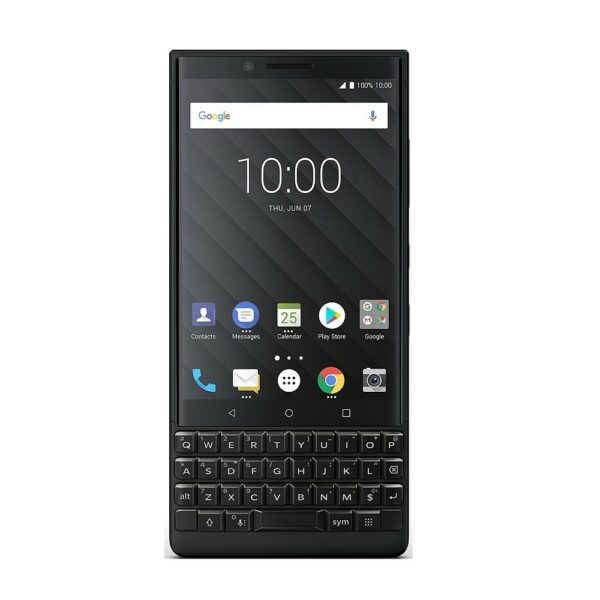 BlackBerry Key 2 (6GB-64GB Black) 6GB RAM |Blackberry Android Phone at zoneofdeals.com