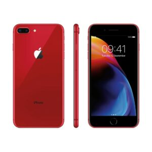 Apple iPhone 8 Plus RED Special Edition 256 GB (1 Year Manufacturer Warranty)