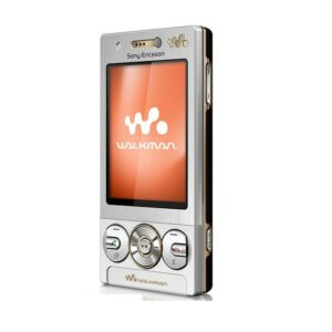 Sony Ericsson W705 - Slide Phone - Refurbished| Refurbished Vintage Phone on zoneofdeals.com
