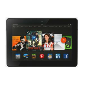 "Amazon Kindle Fire HDX 8.9"" HDX Display Wi-Fi 16 GB (Generation - 3rd) Refurbished"