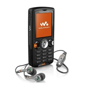 Sony Ericsson W810 - Vintage Phone - Refurbished | Refurbished Vintage Phone on zoneofdeals.com