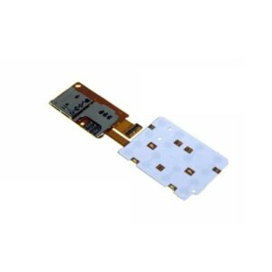 Nokia X3-02 Keypad Flex Cable With Sim+Memory Card Flex | Nokia X3-02 Touch and Type Spare Parts on zoneofdeals.com