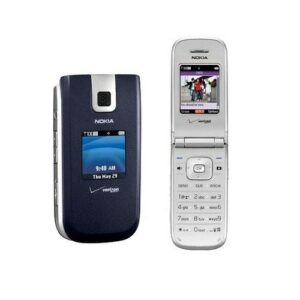 Nokia 2605 Mirage - Flip Phone - Refurbished on zoneofdeals.com